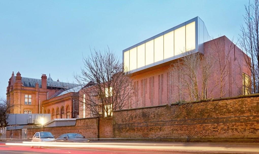 Sustainable British Buildings 2015 Riba Awards