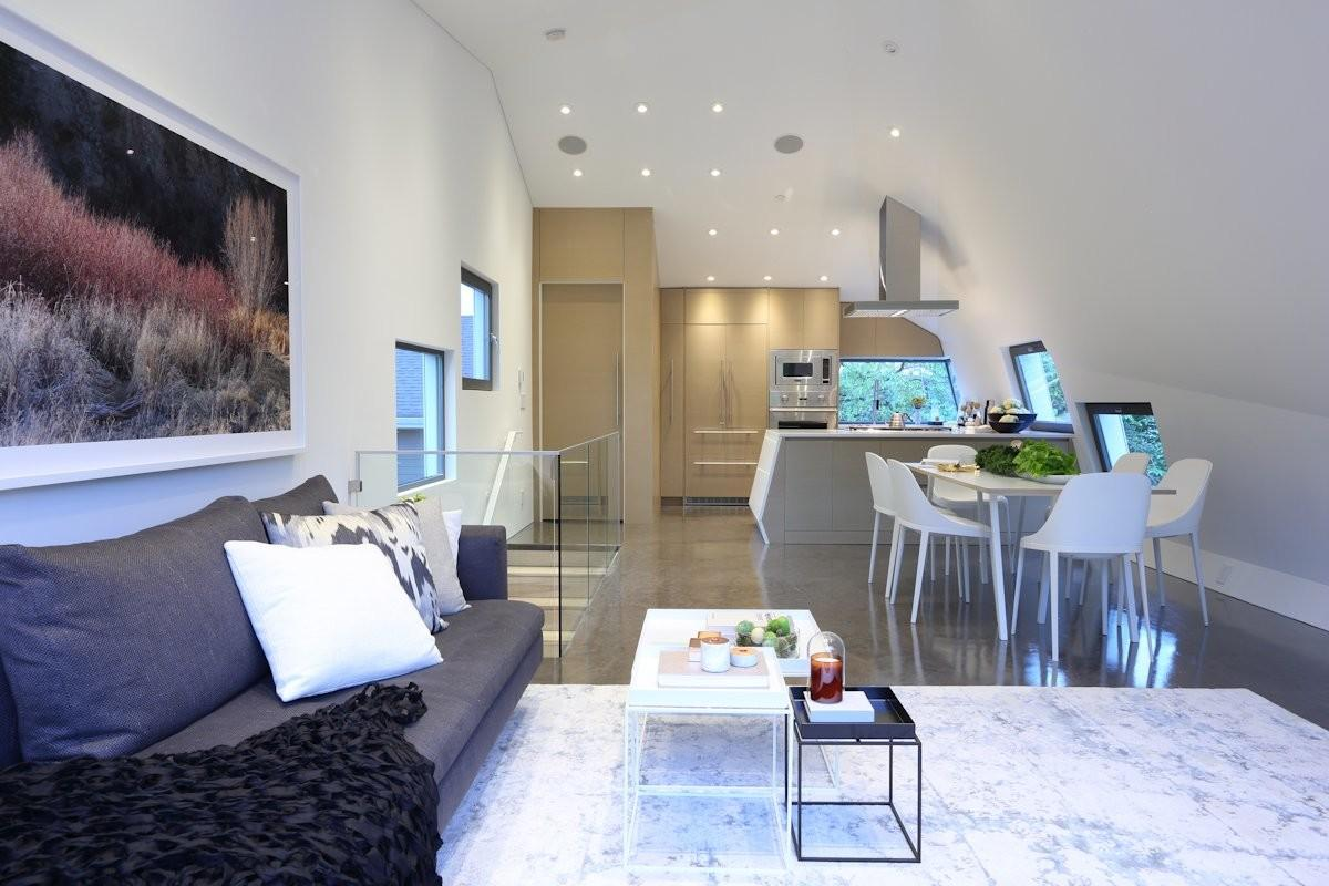 Sustainable Modern Residence Vancouver Canada