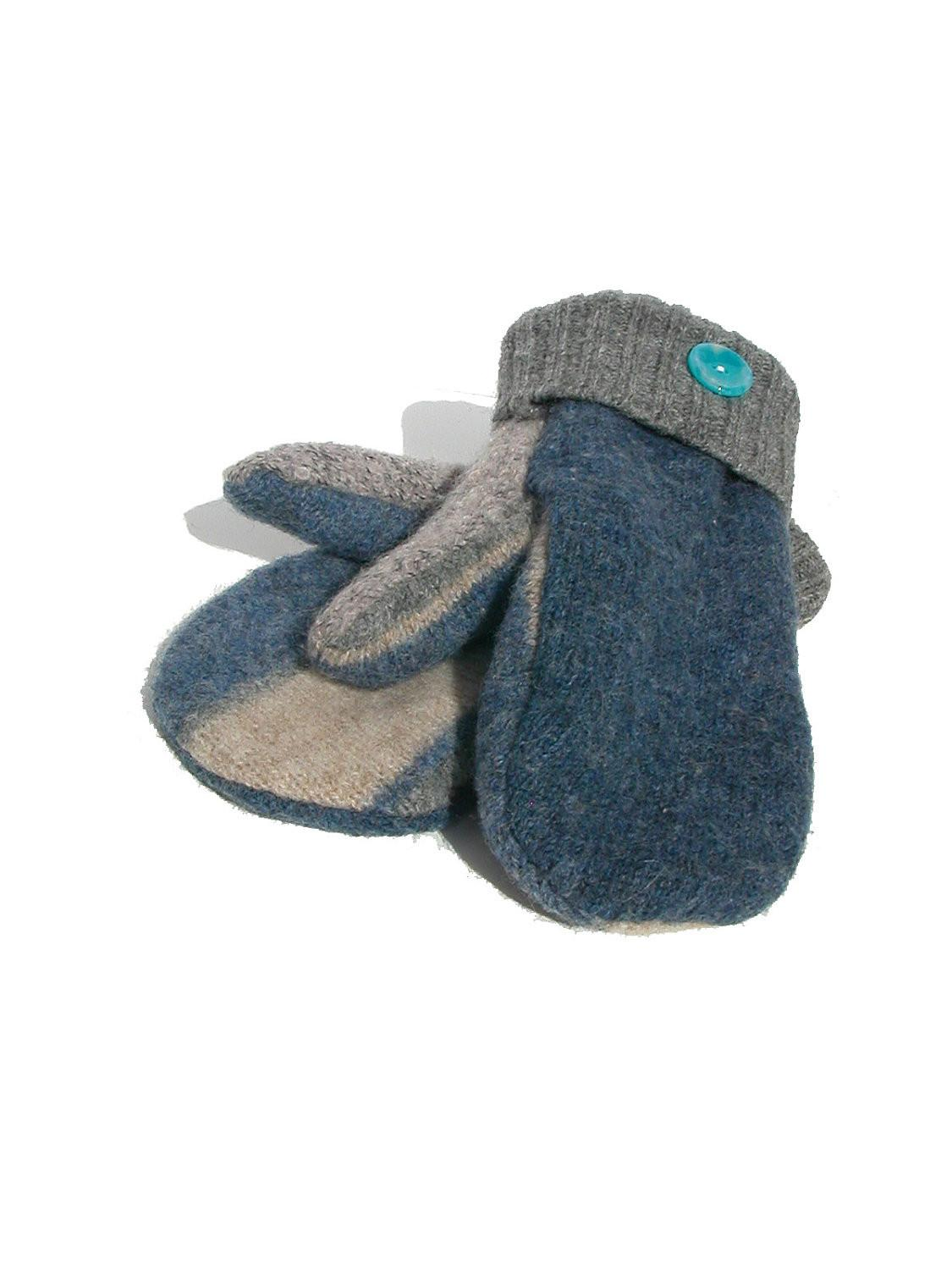 Sweater Mittens Fleece Lined Jeans Boots