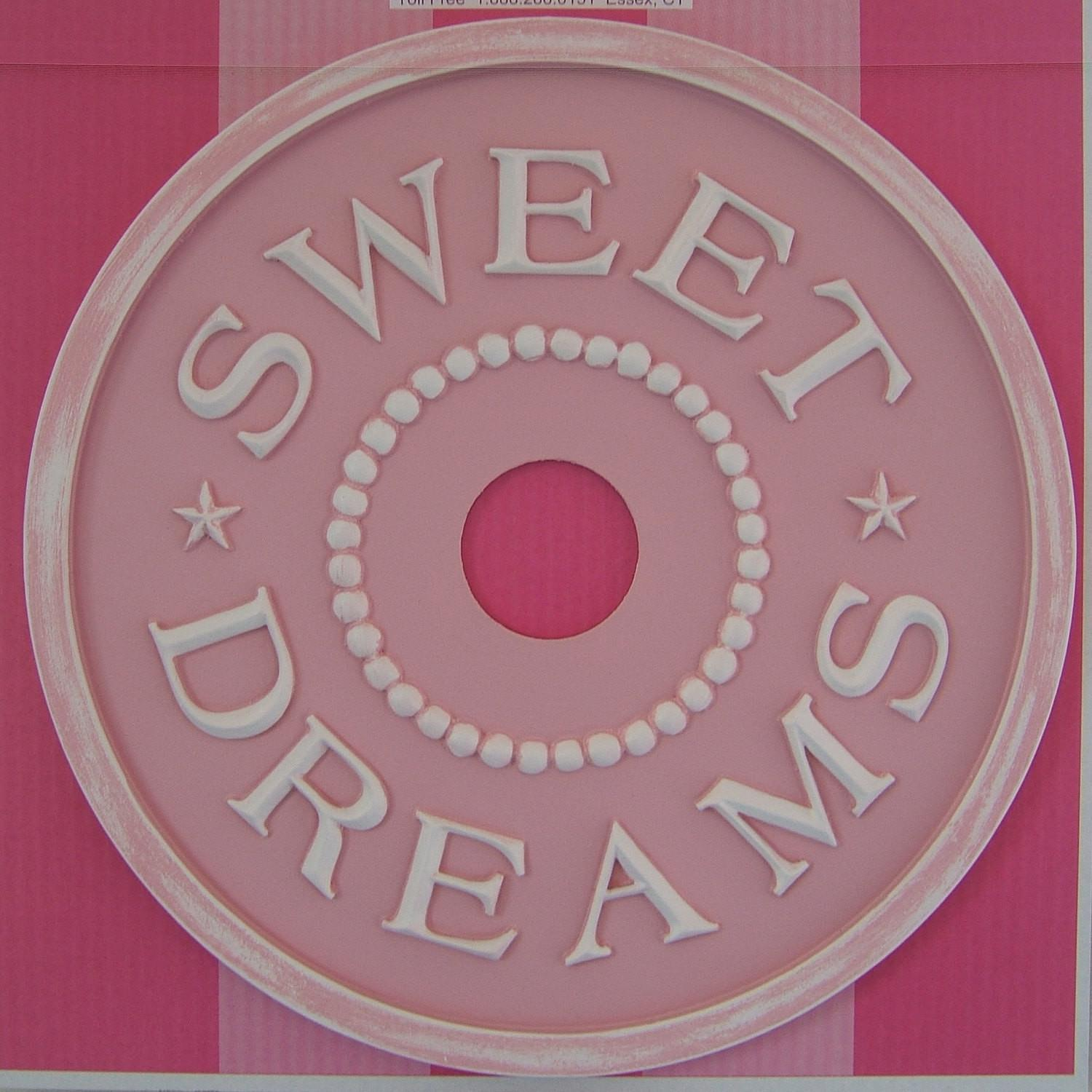 Sweet Dreams Ceiling Medallion Mariericci Etsy