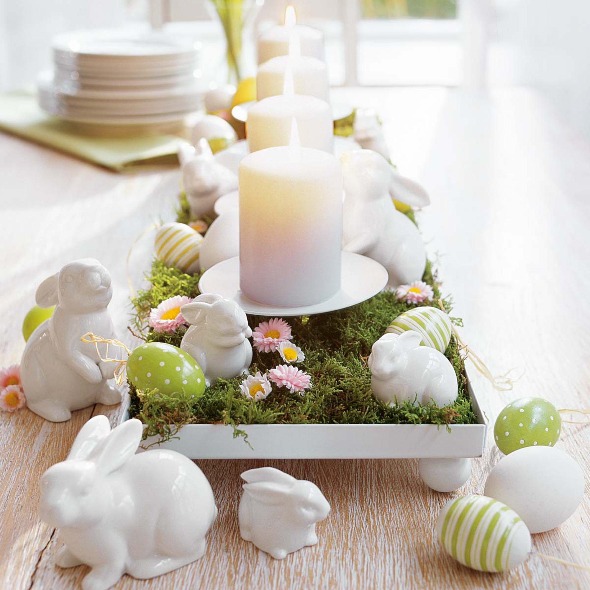Sweet Easter Spring Decorations Live Diy Ideas