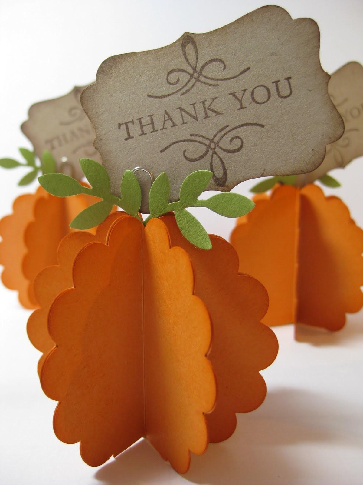 Sweet Pea Bunny Thanksgiving Place Cards Holder