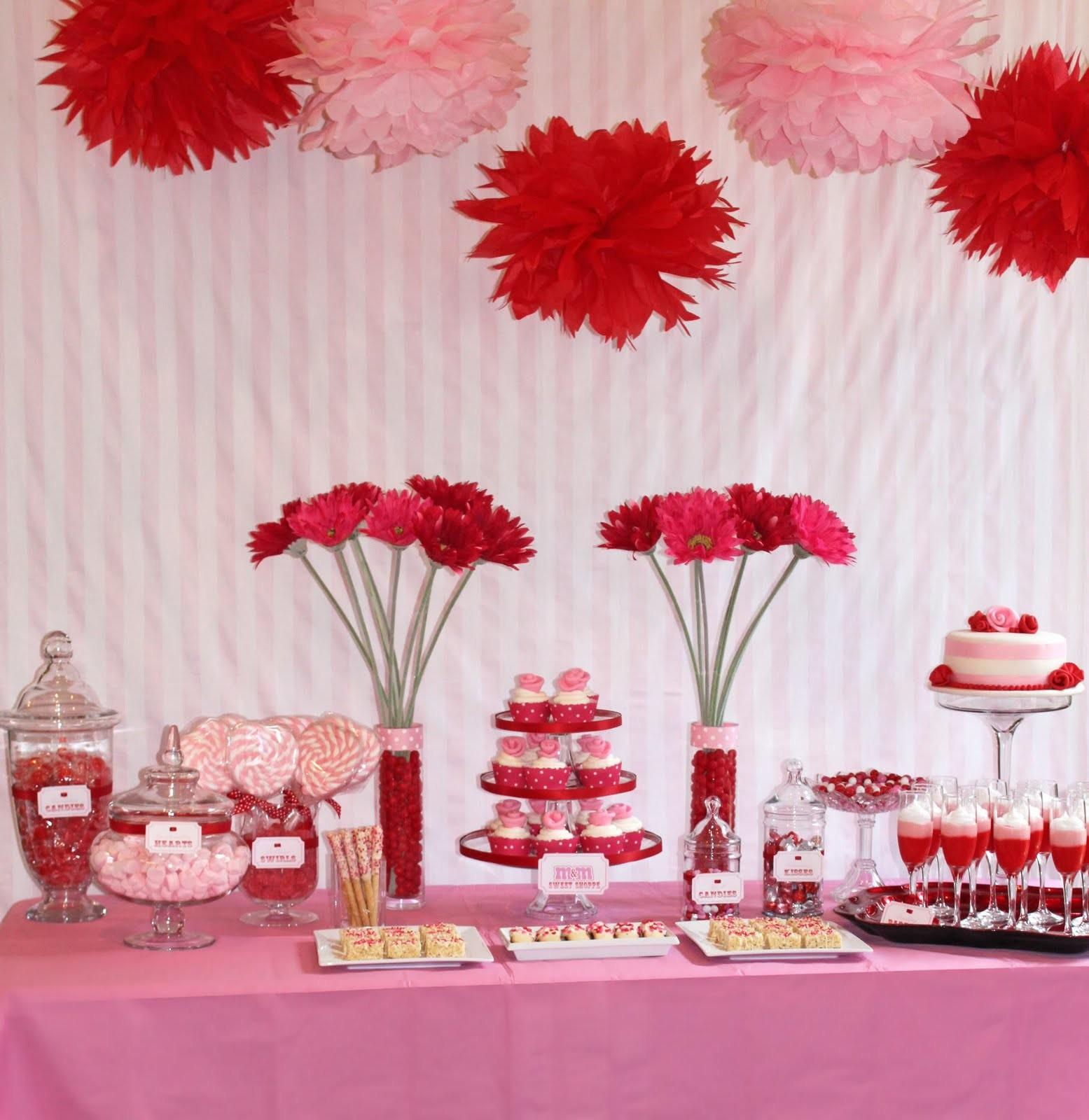 Sweet Valentine Day Party Creative