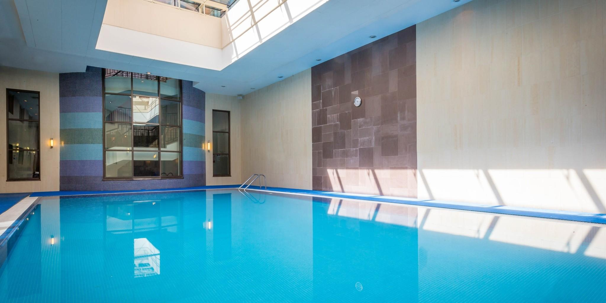 Swimming Pool Fitness Suite Clayton Crown Hotel