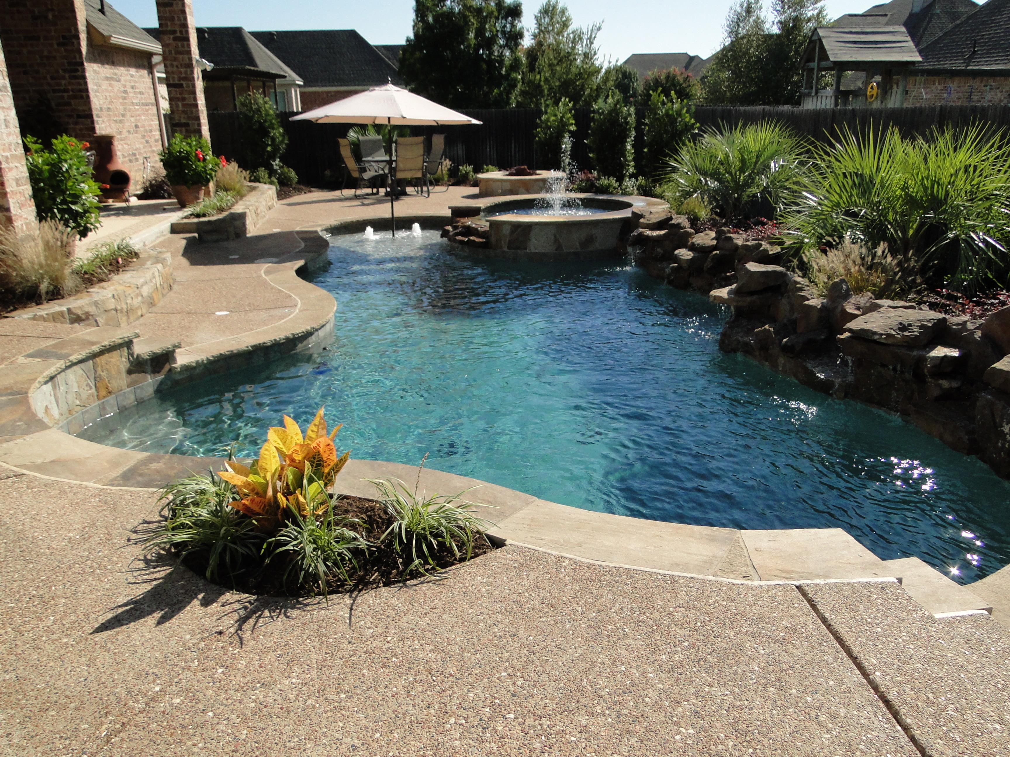 Swimming Pool Pools Home Sydney Clean Natural