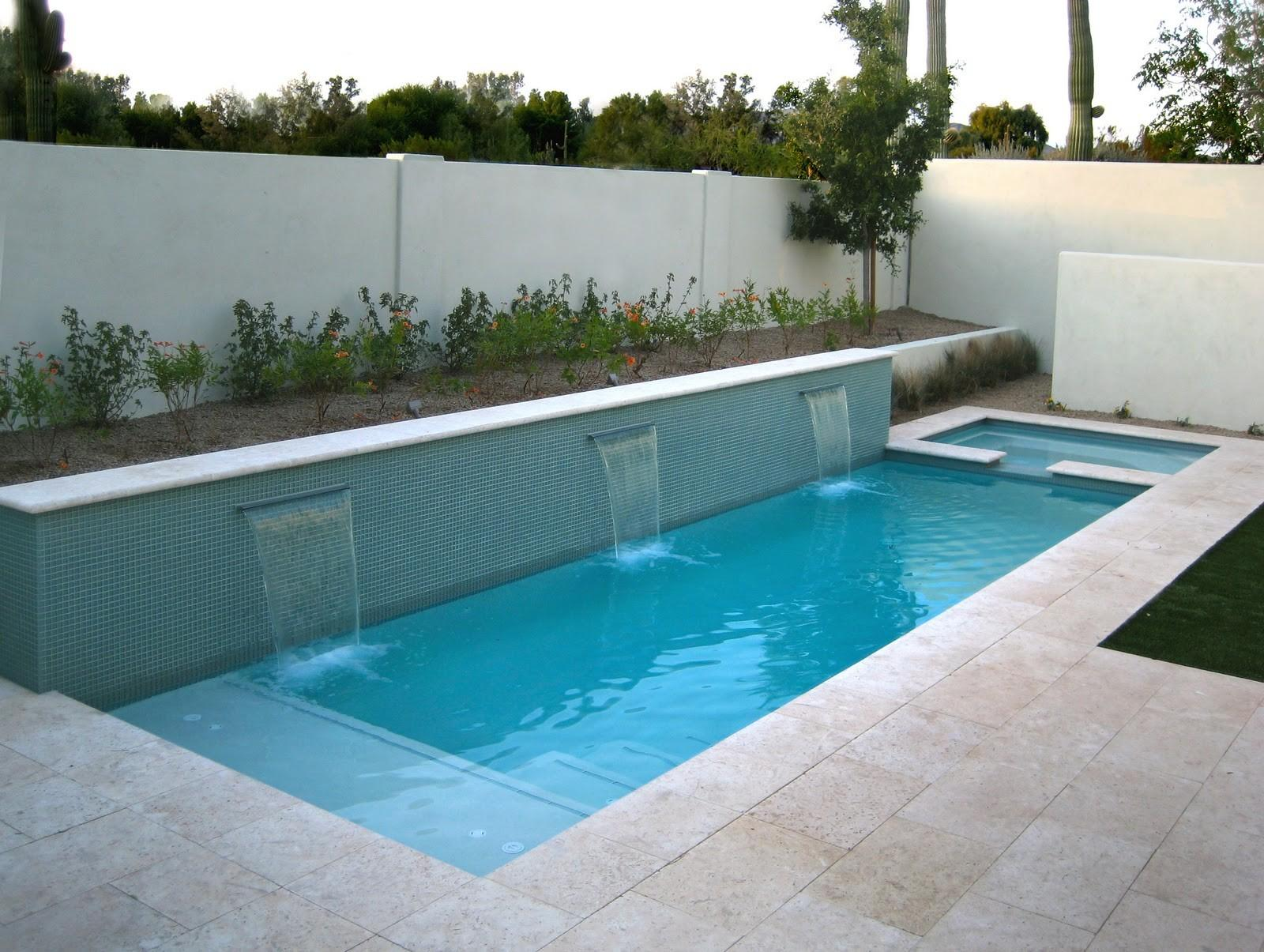 Swimming Pools Small Spaces Alpentile Glass Tile