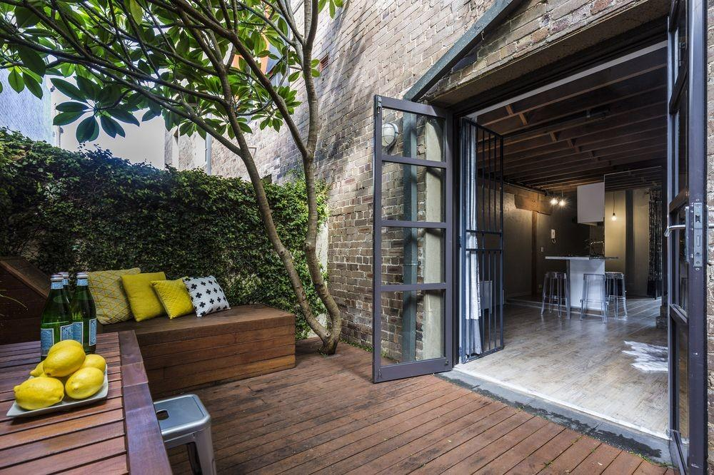 Sydney Warehouse Conversion Chippendale Aus Hotwire
