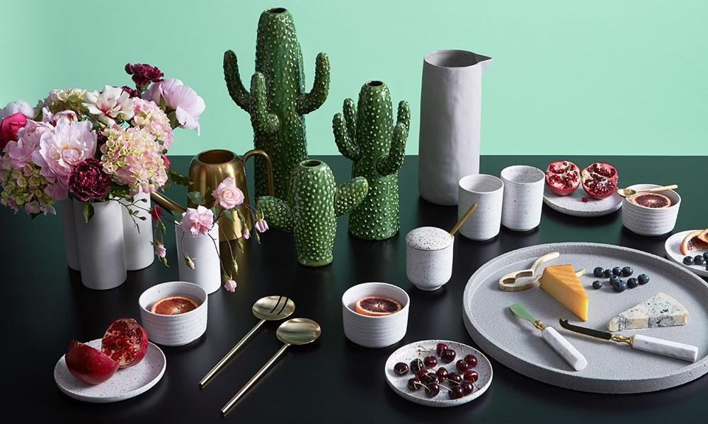 Table Decorating Ideas Relaxed Summer Entertaining