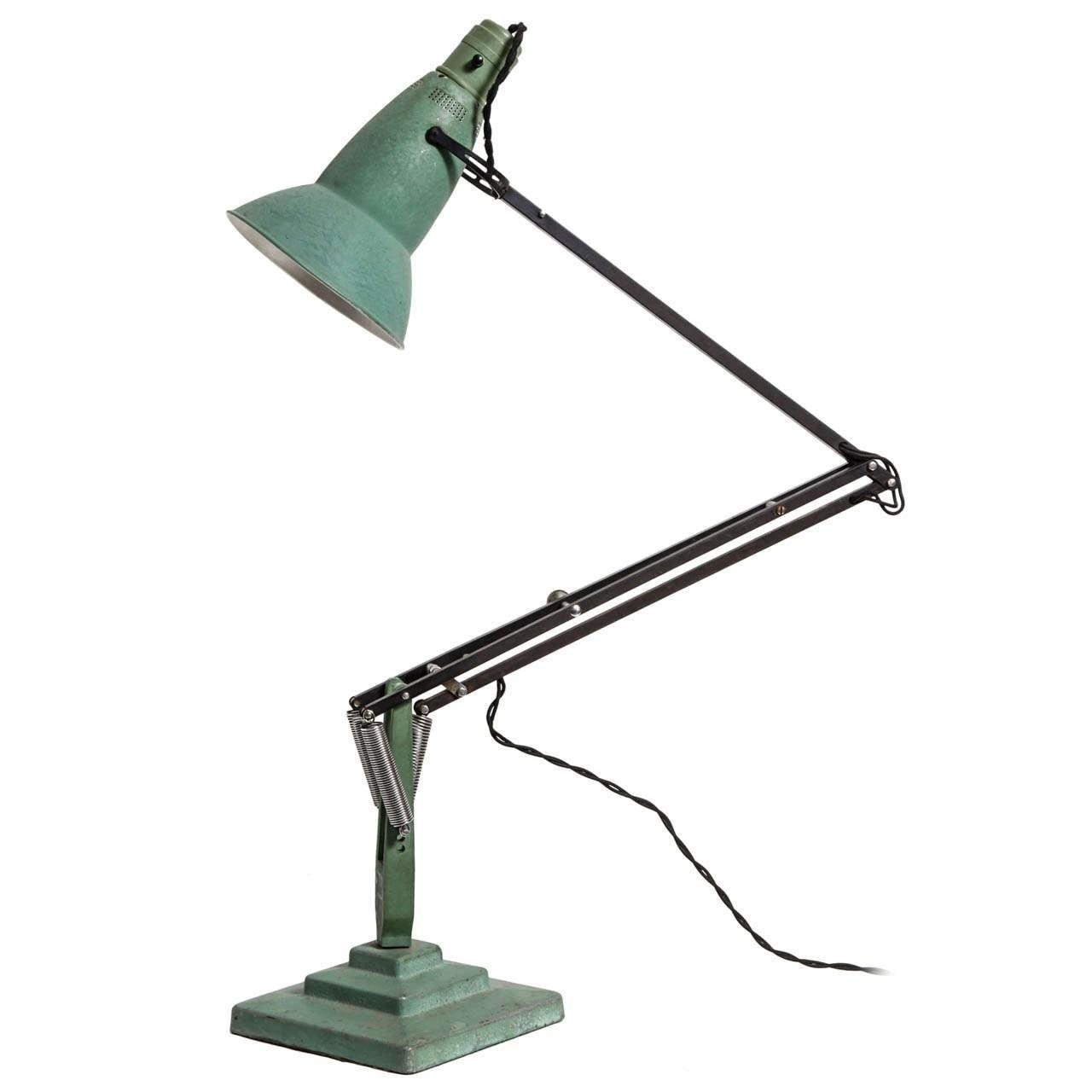 Table Lamp Anglepoise George Carwardine 1stdibs