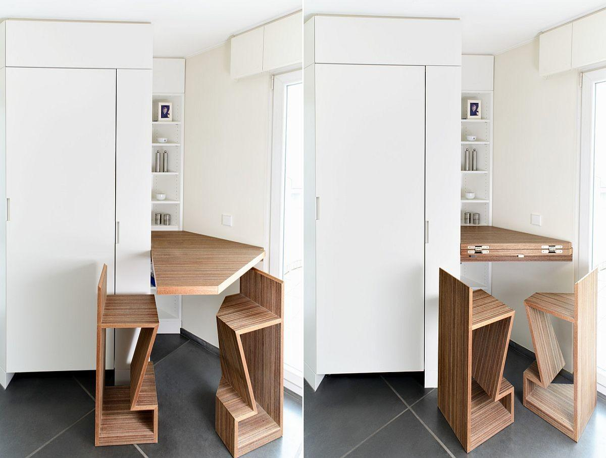 Table Small Breakfast Nooks Space