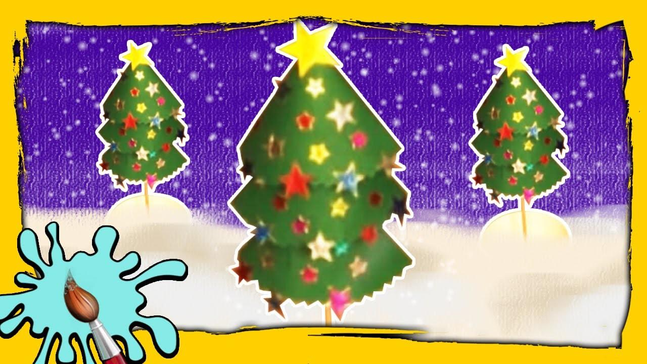 Table Top Christmas Tree Diy Crafts Easy