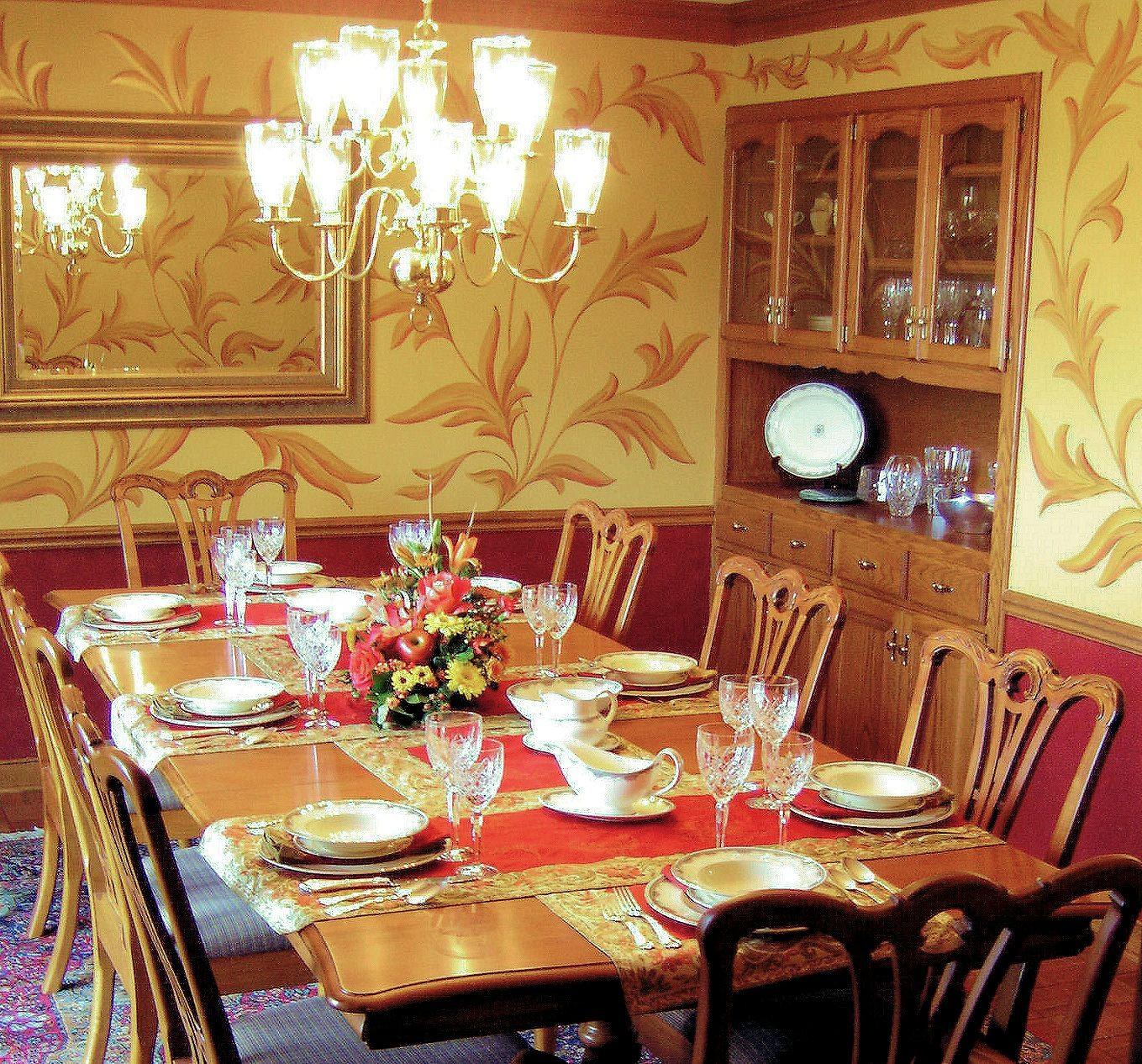 Tablescape Table Scape Scaping Euro Style Travel