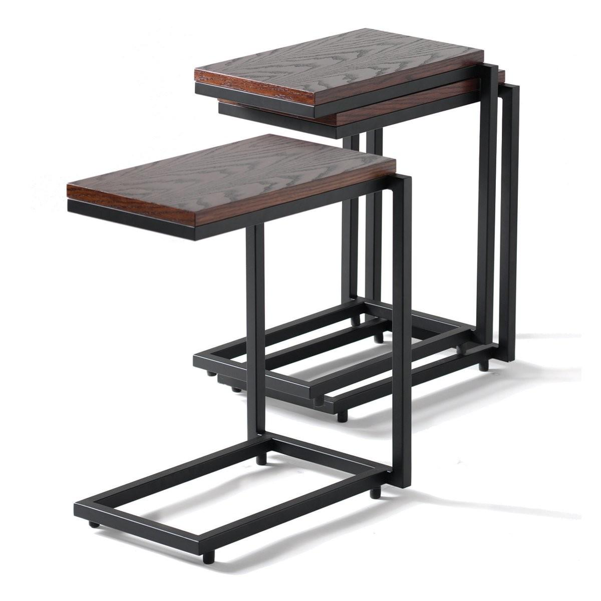 Tag Furnishings Group Stacking Narrow Tray Table Atg Stores