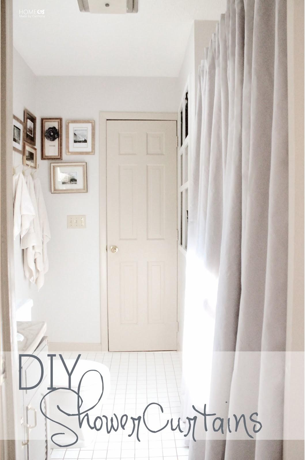 Take Pros Along Way Diy Curtains