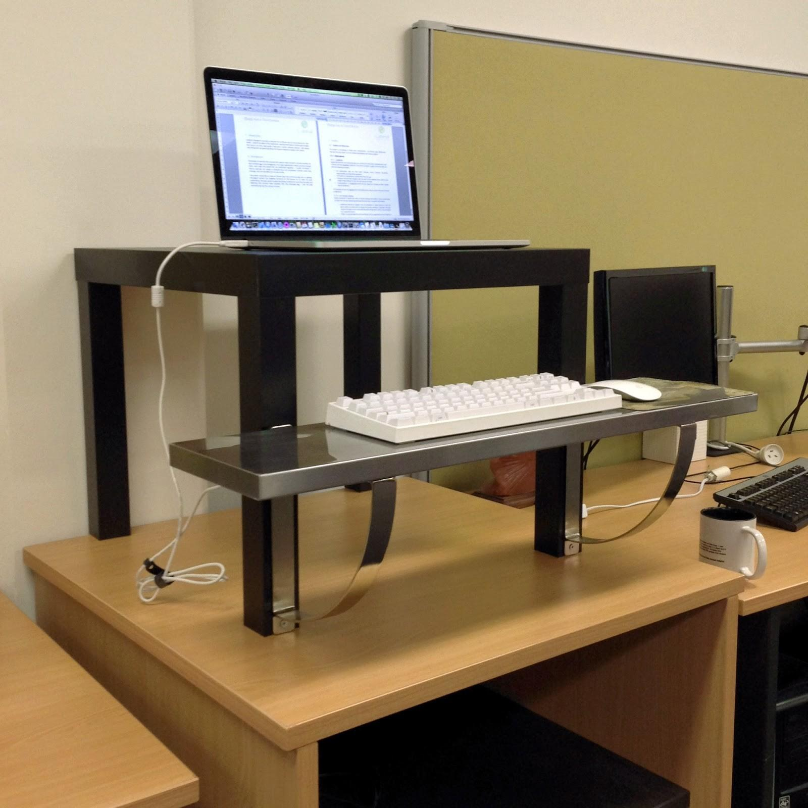 Take Stand Try Standing Desk Your Health