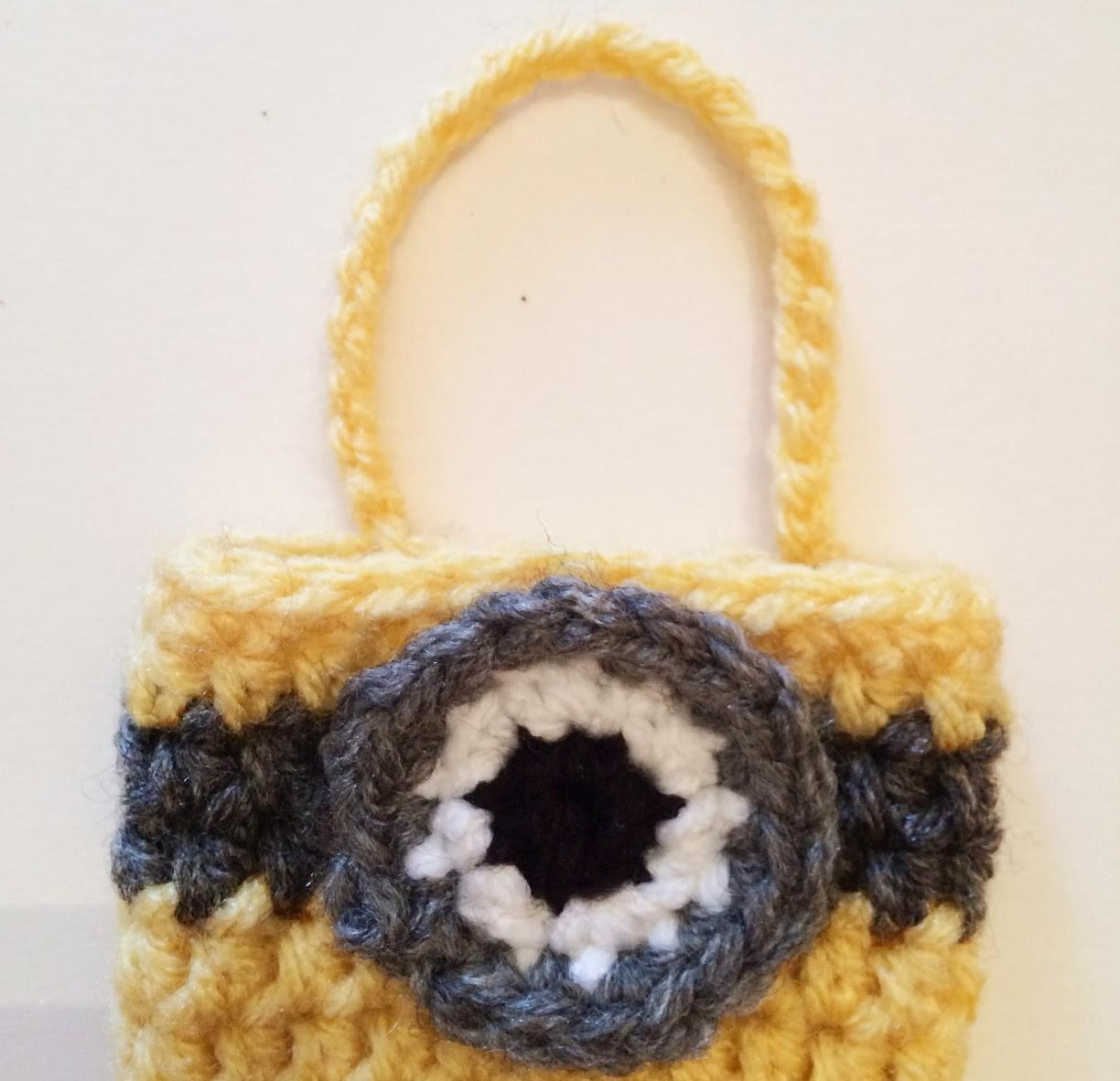 Tampa Bay Crochet Pattern Despicable