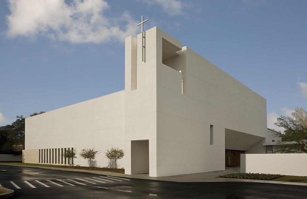 Tampa Covenant Church Alfonso Architects House Design