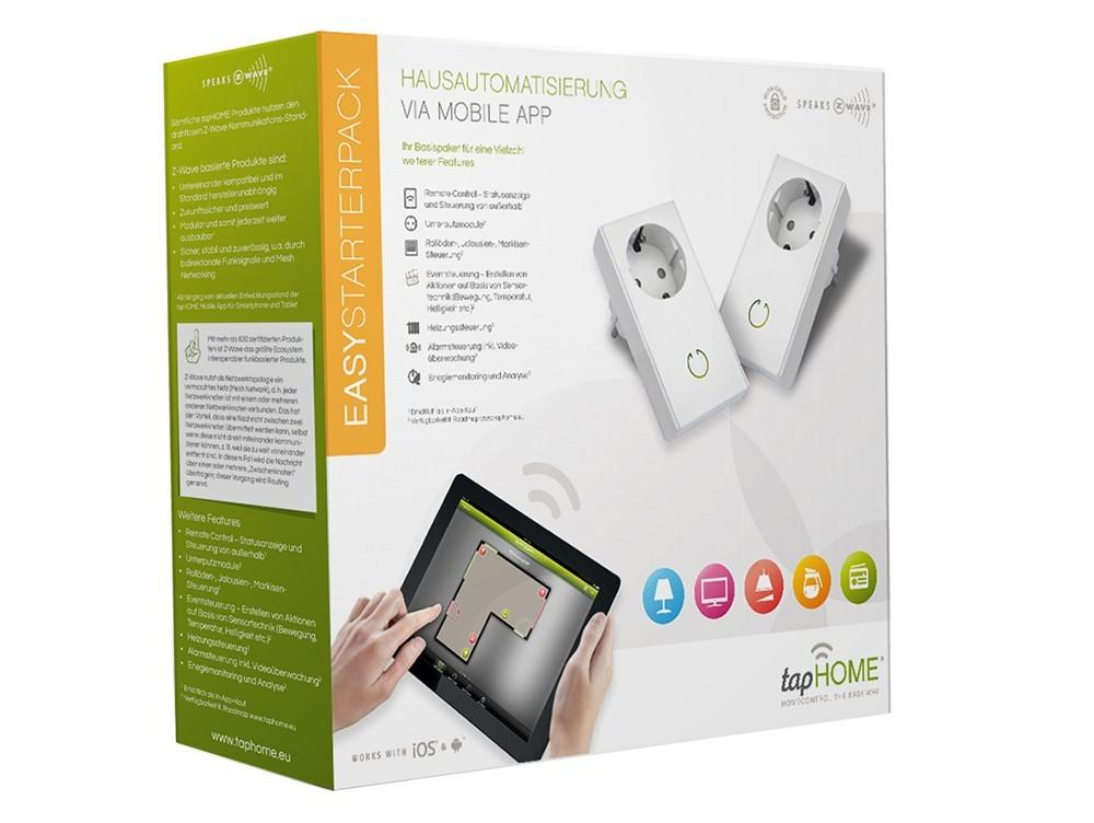 Taphome Easystarterpack Home Control System Mit