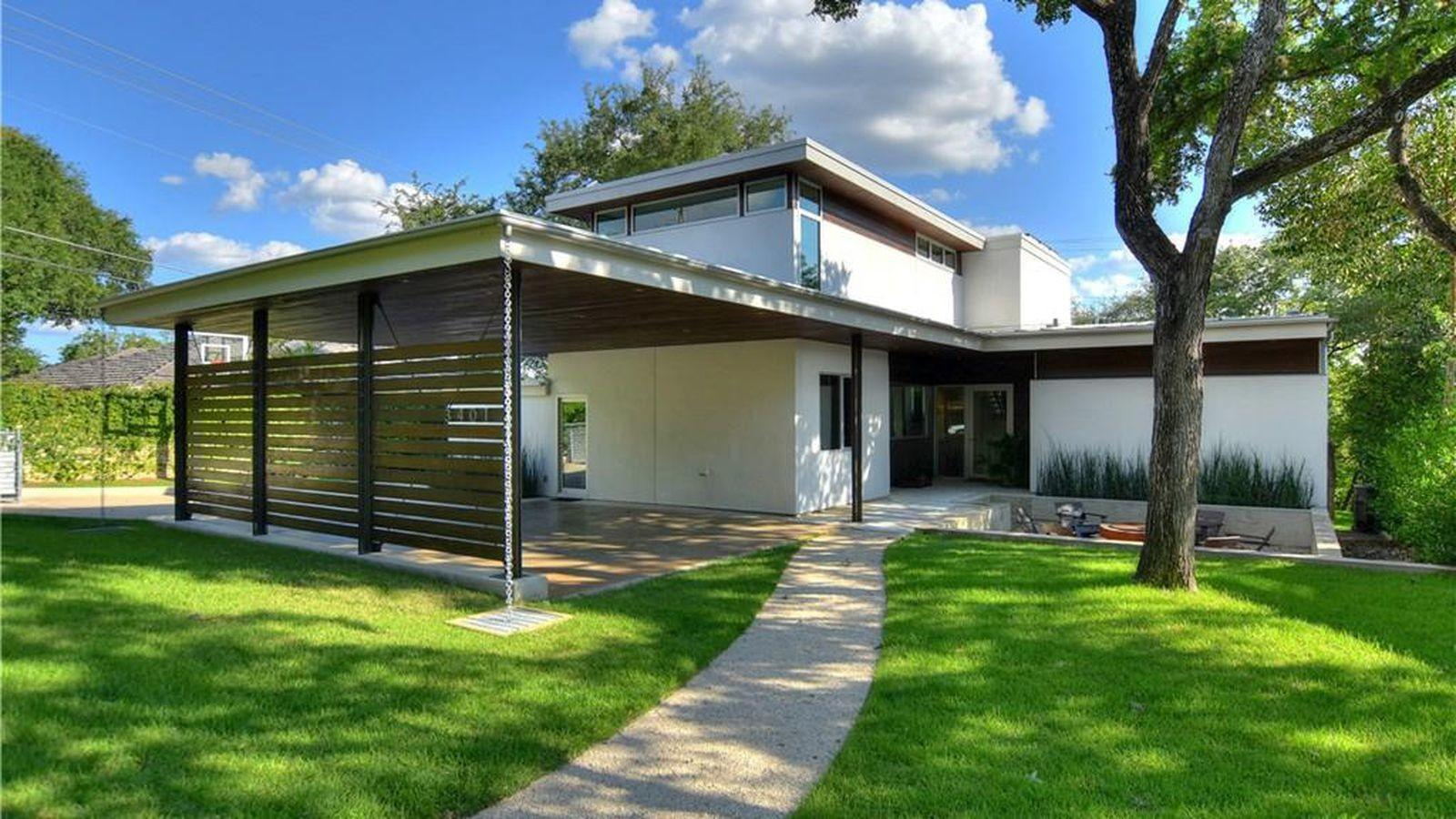 Tarrytown Contemporary Lake Austin Asks Curbed