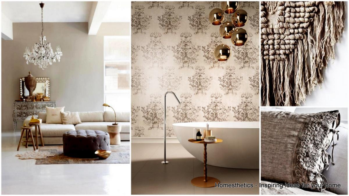 Taupe Color Your Home Decor Homesthetics