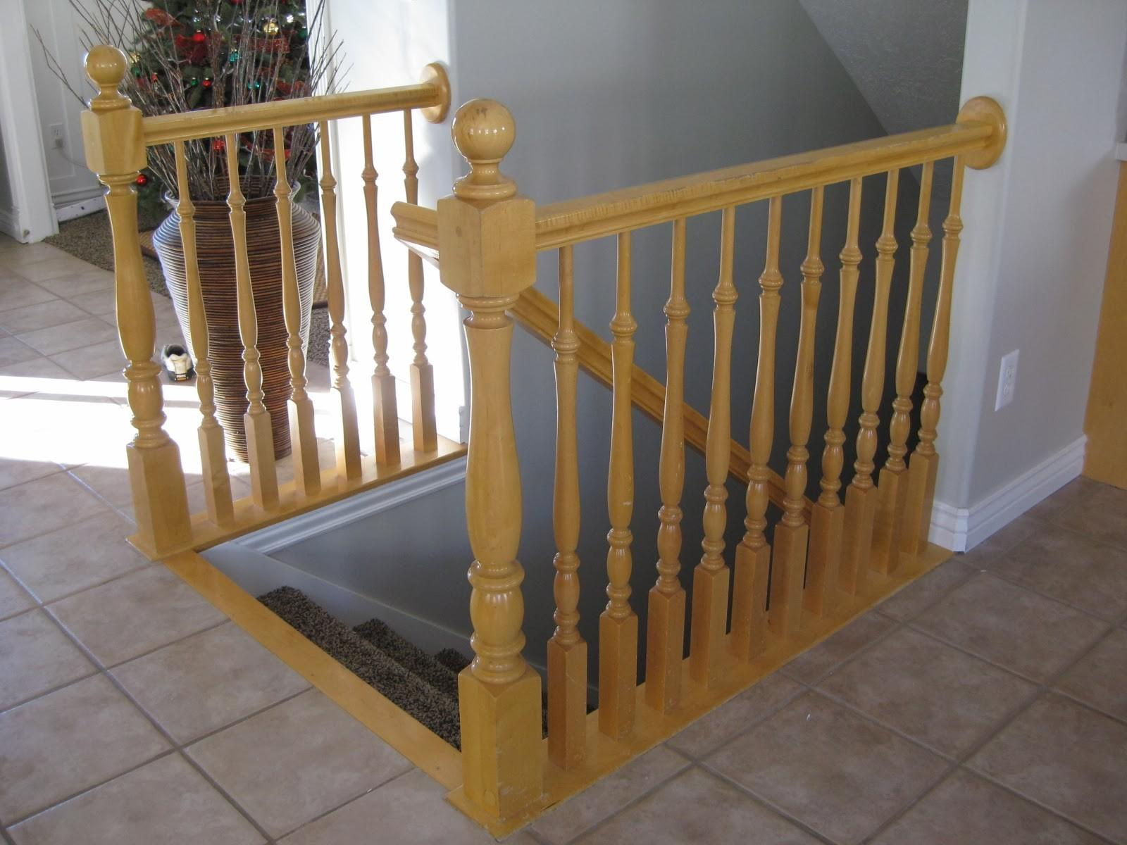 Tda Decorating Design Before After Diy Stair