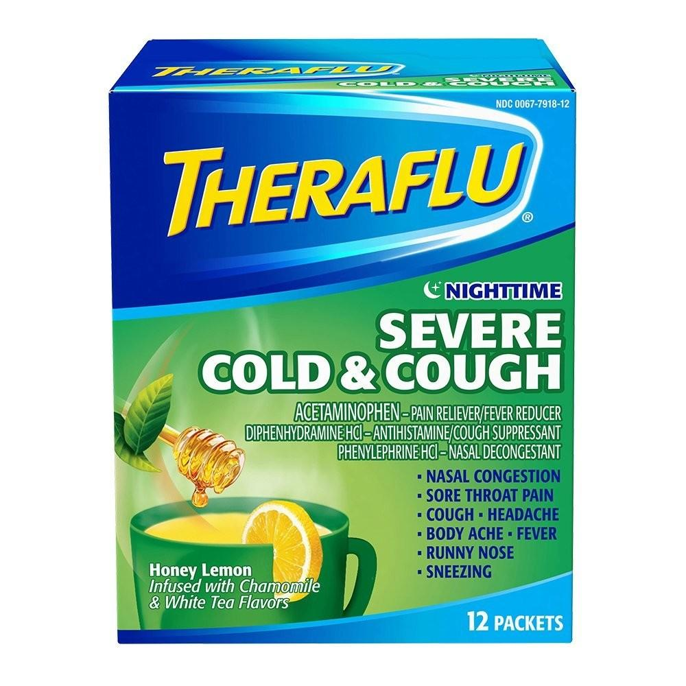 Tea Sore Throat Cold