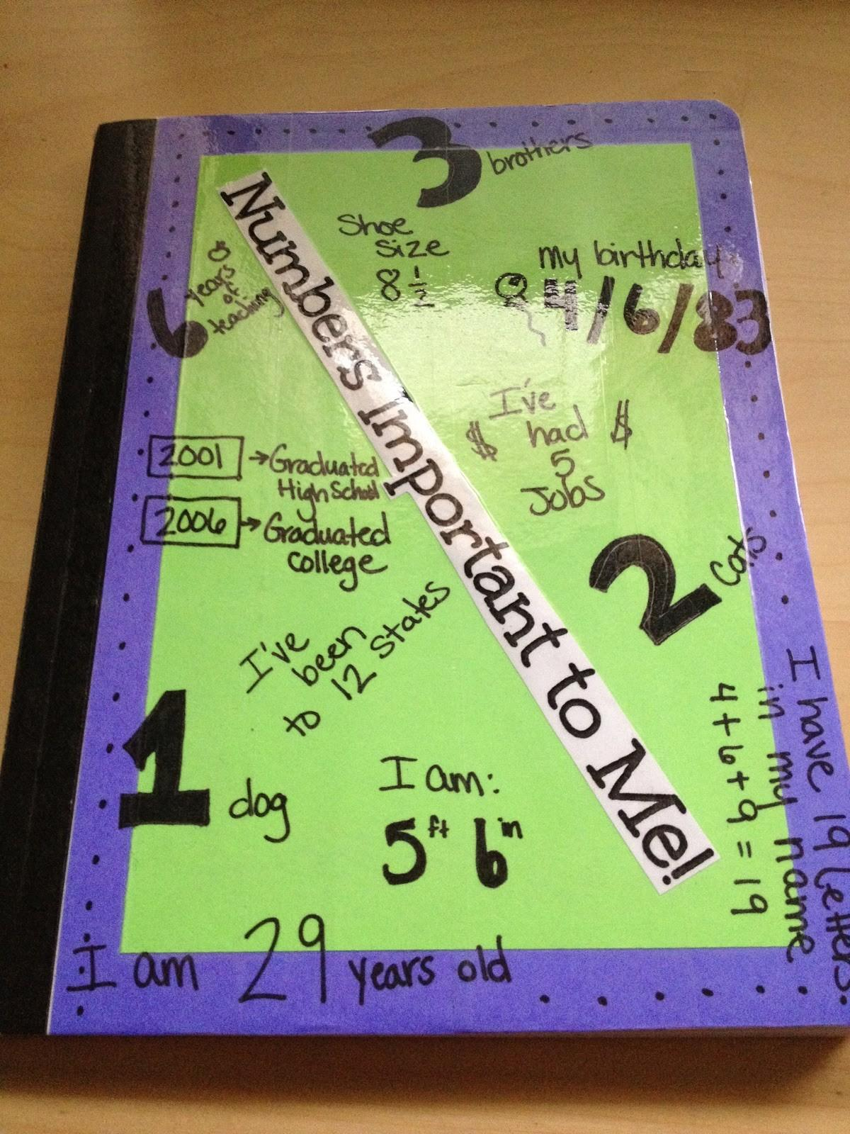 Teaching Special Education Interactive Student Notebooks