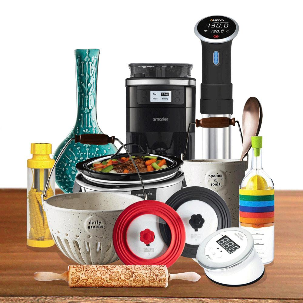 Tech Kitchen Gadgets Innovative Tools Own
