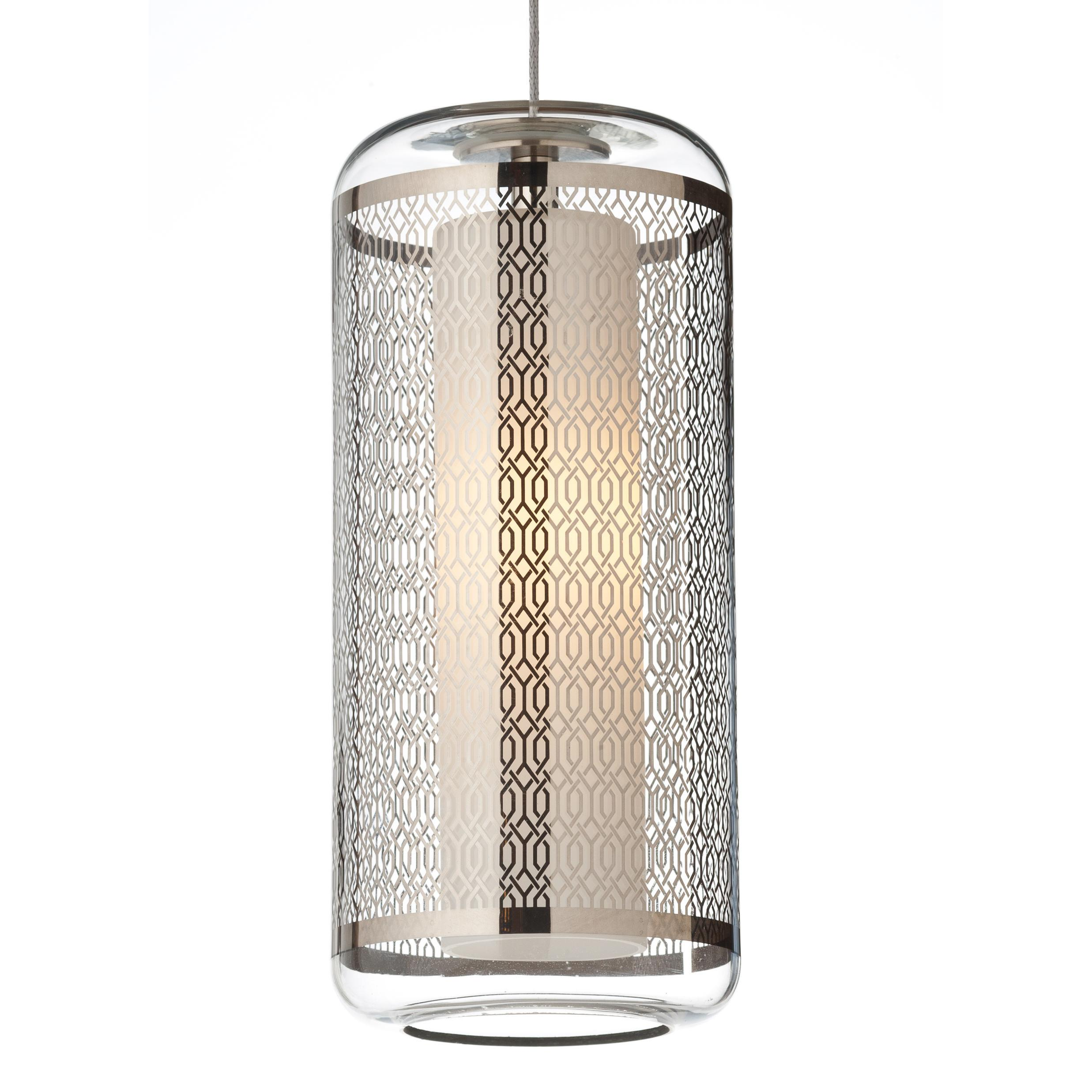 Tech Lighting Ecran Drum Pendant
