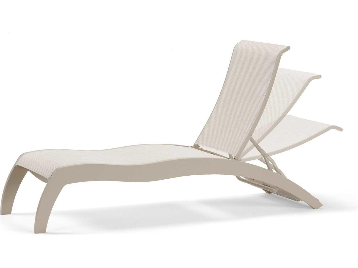 Telescope Casual Dune Mgp Sling Recycled Plastic Chaise