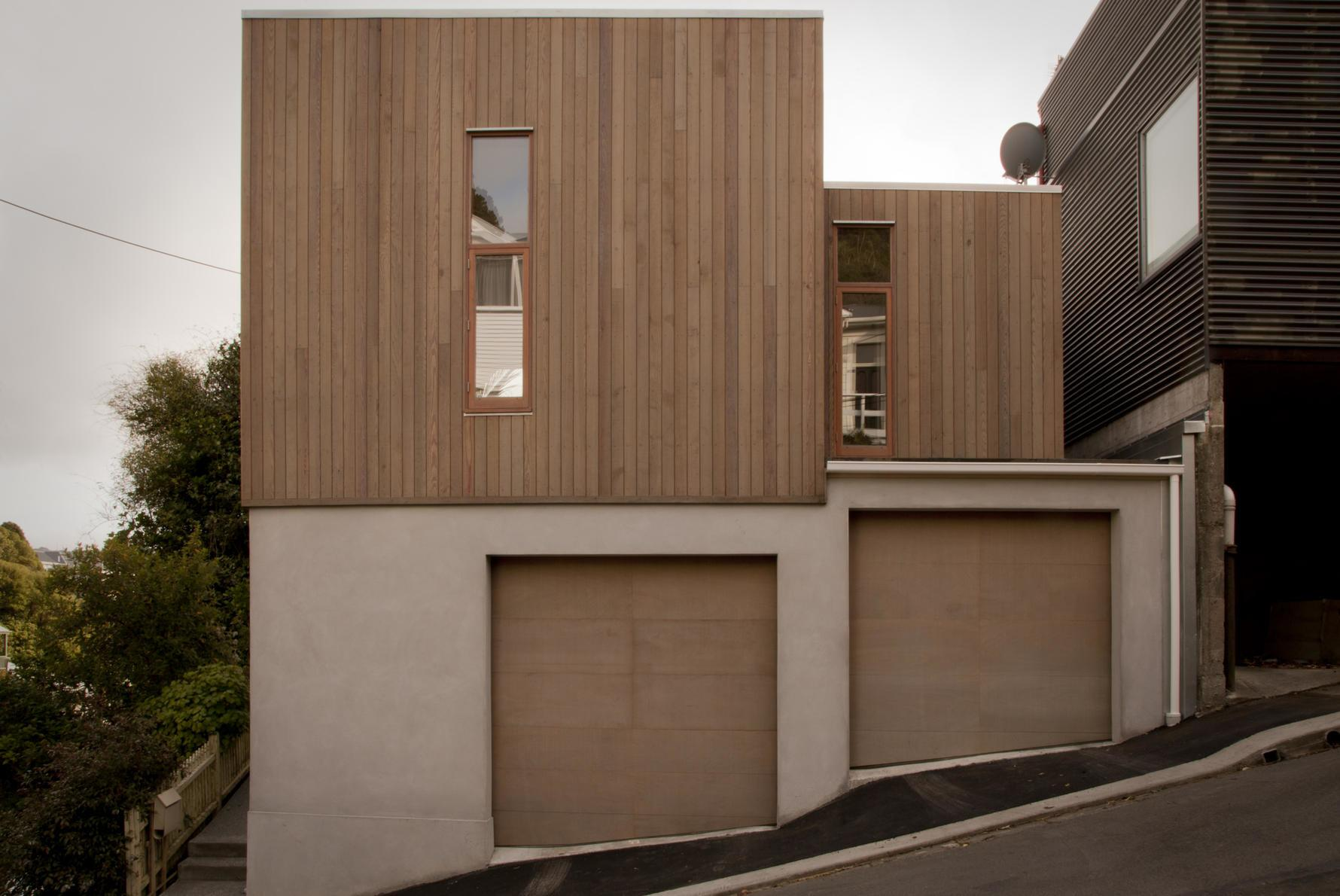 Telford Terrace House Tennent Brown Architects