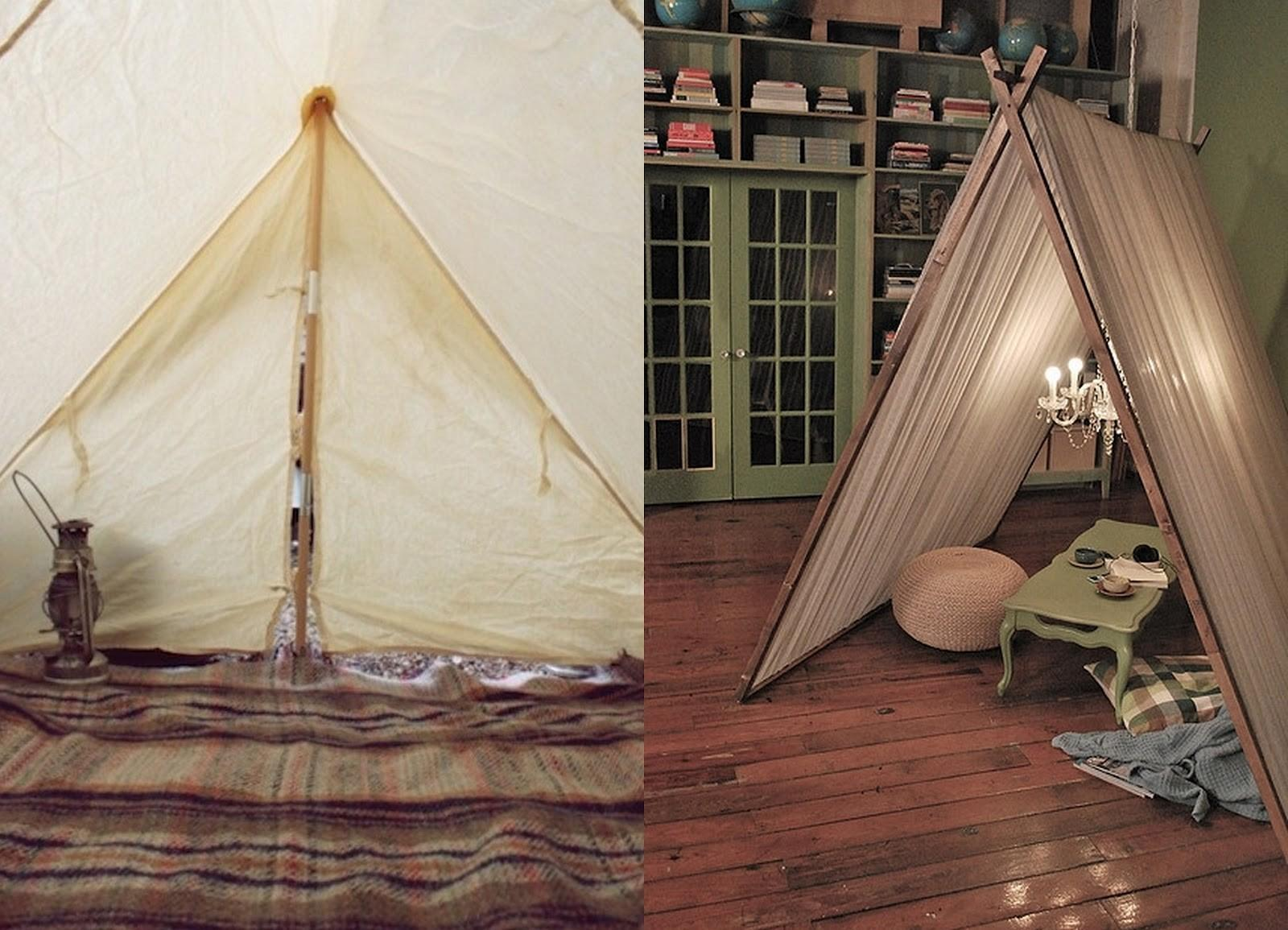 Tents Teepees