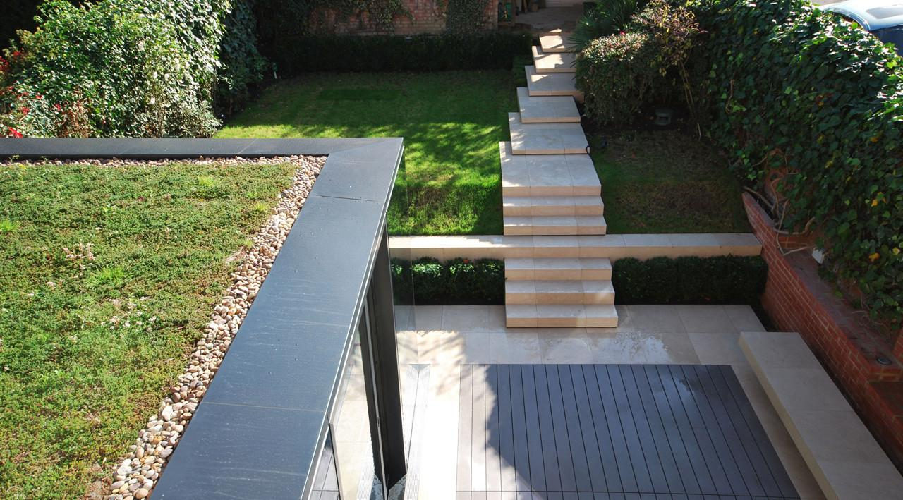 Terrace House Extension London Lbmv Architects Angela
