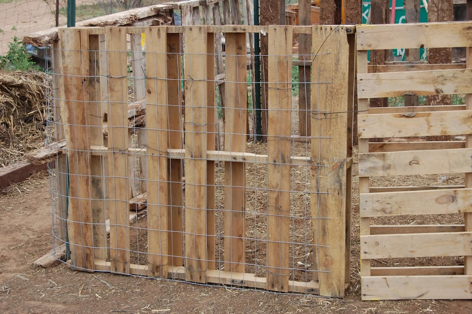 Texas Rebel Girl Diy Pallet Fence