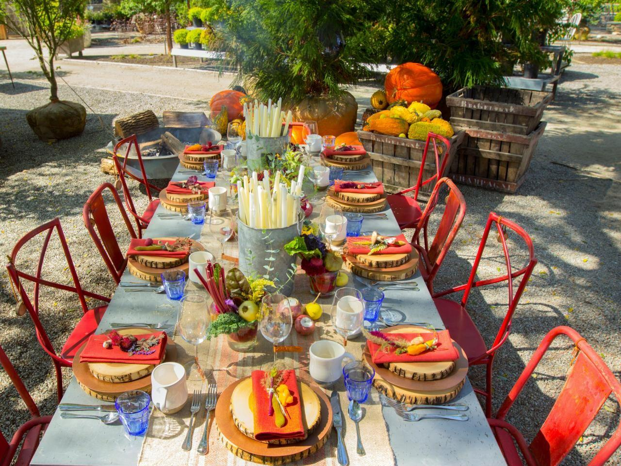 Thanksgiving Brunch Entertaining Ideas Party Themes