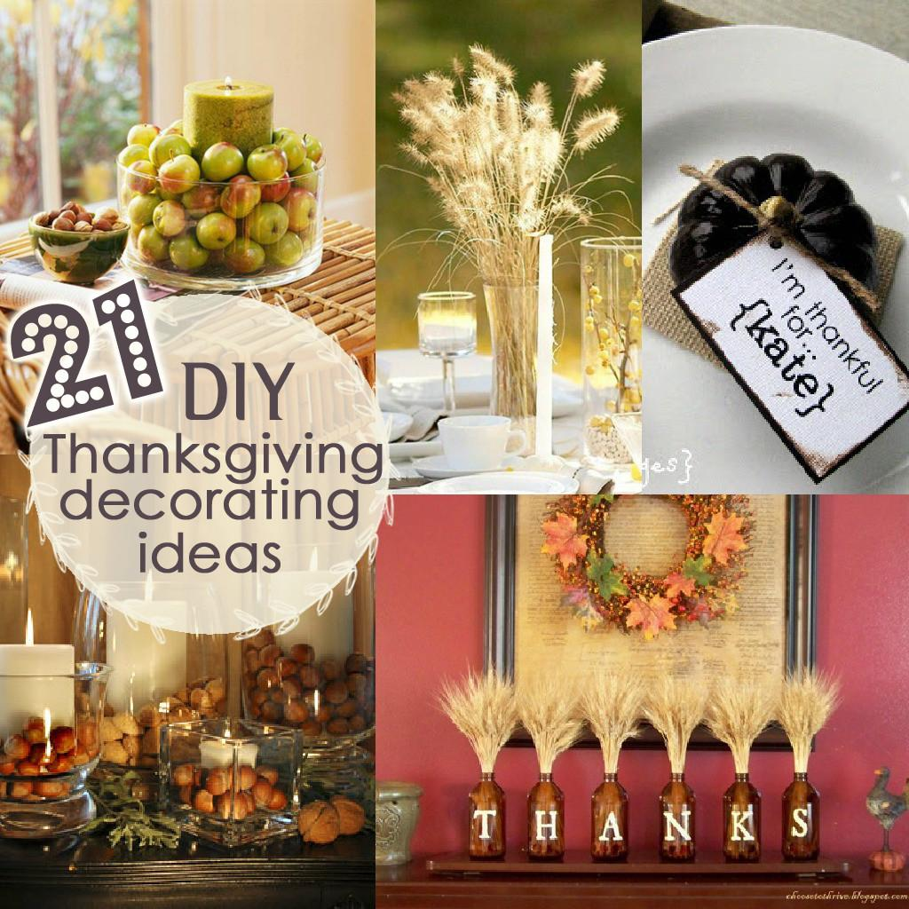 Thanksgiving Decorating Roundup Pearl Blog
