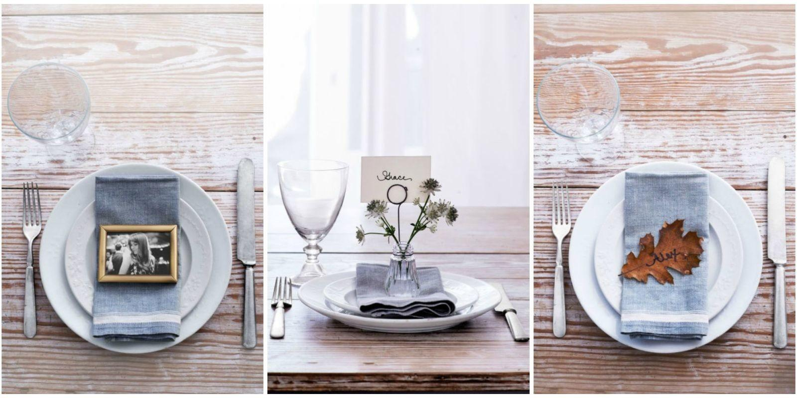 Thanksgiving Place Cards Diy Card Ideas