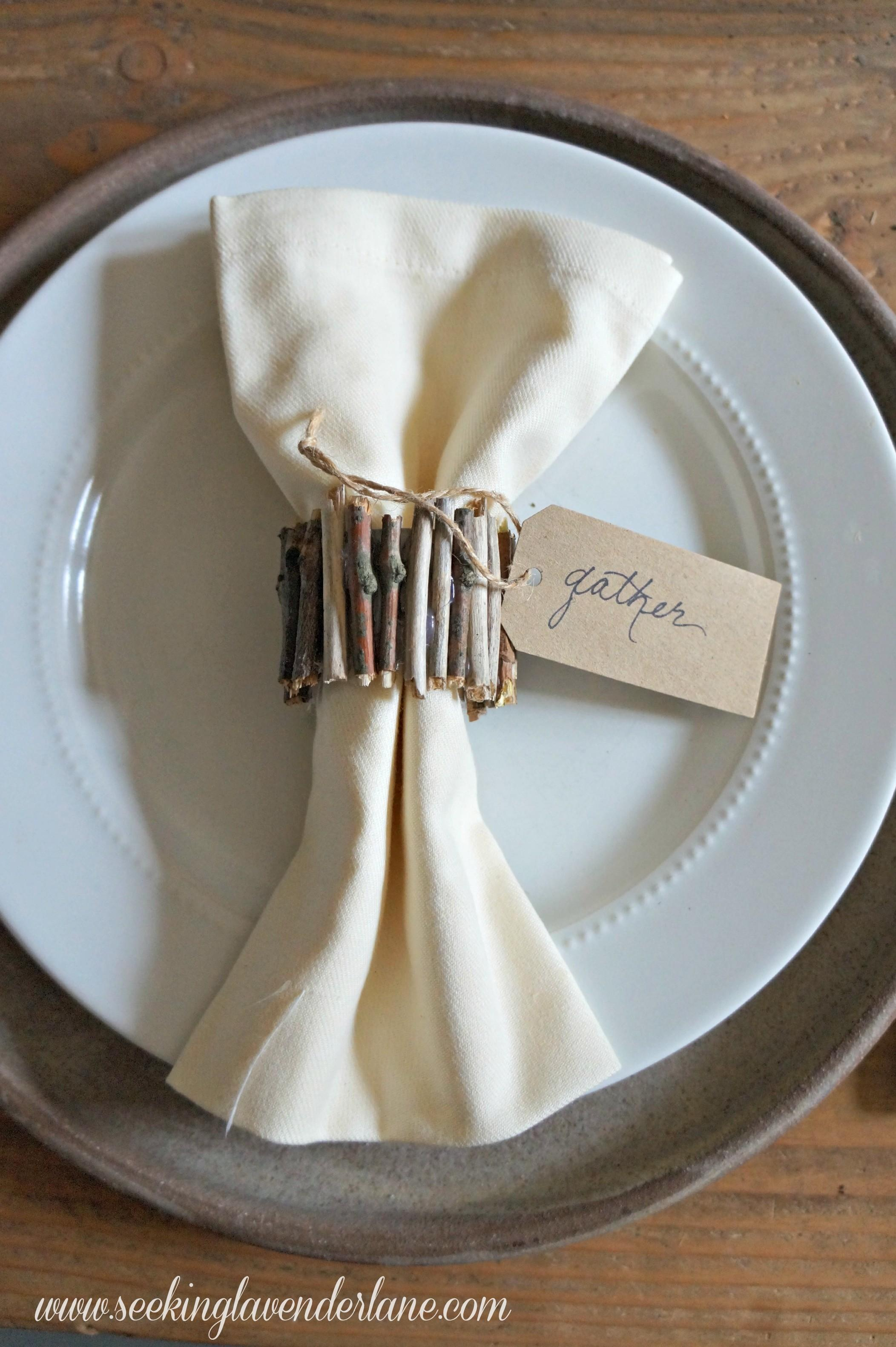Thanksgiving Table Hostess Budget