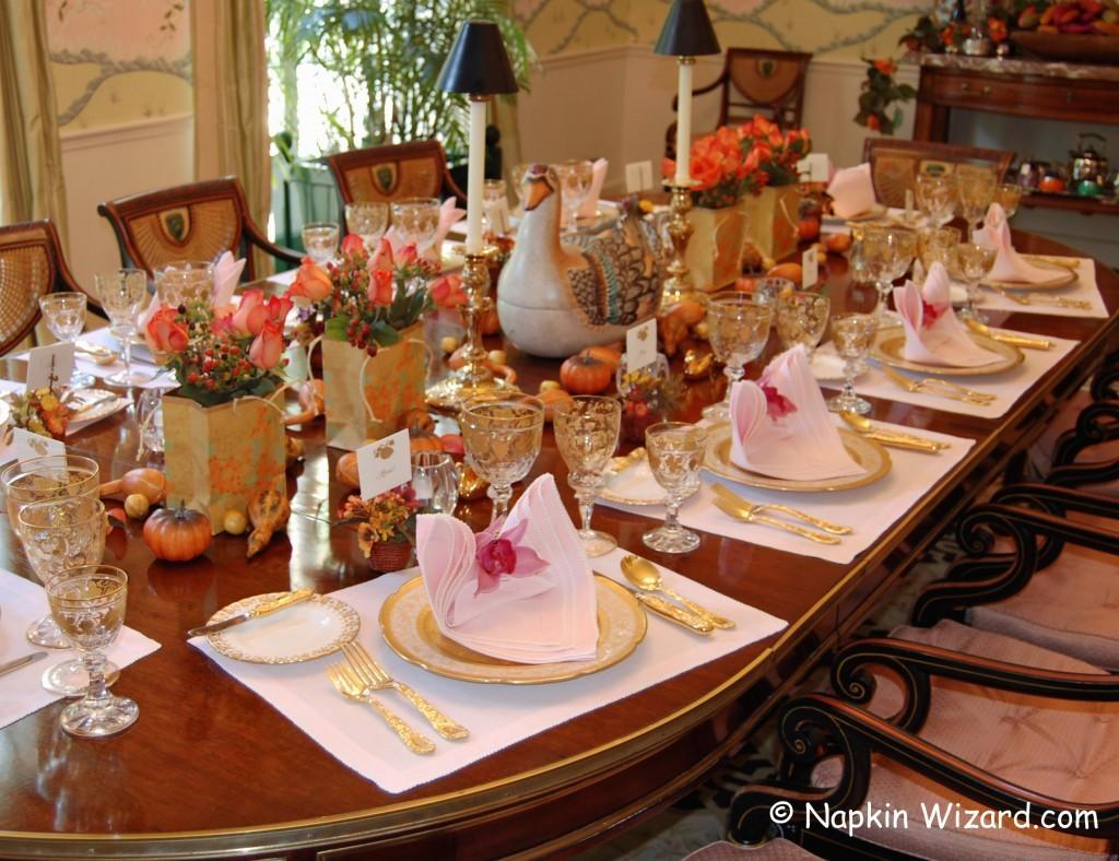 Thanksgiving Table Southern Living Magazine