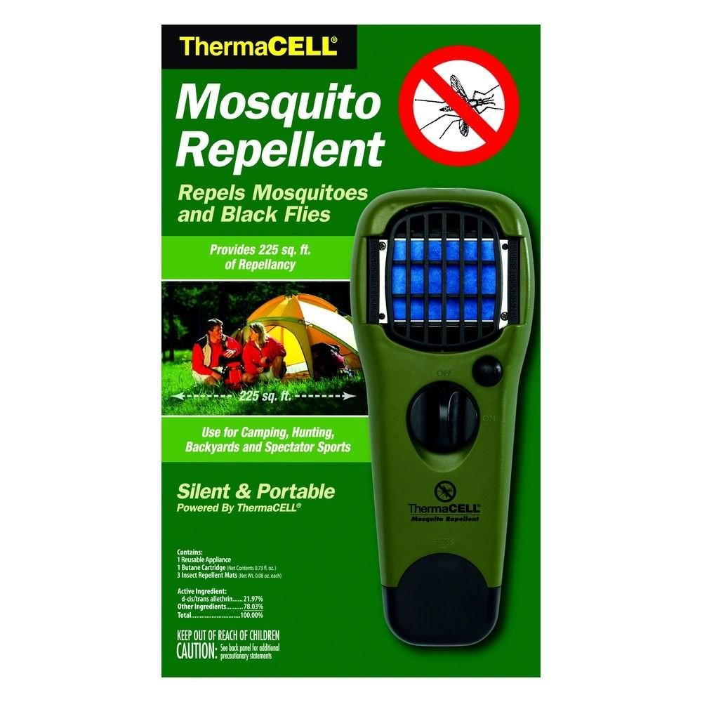 Thermacell Mosquito Repellent Outdoor Camping