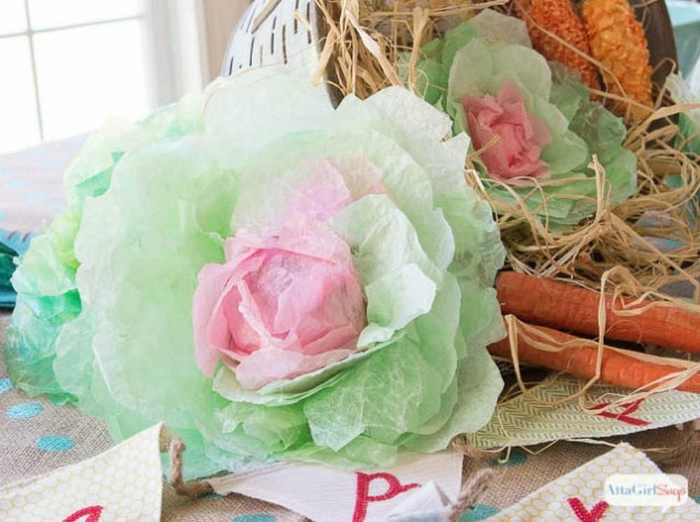 These Coffee Filter Decor Ideas Perfect Your Home