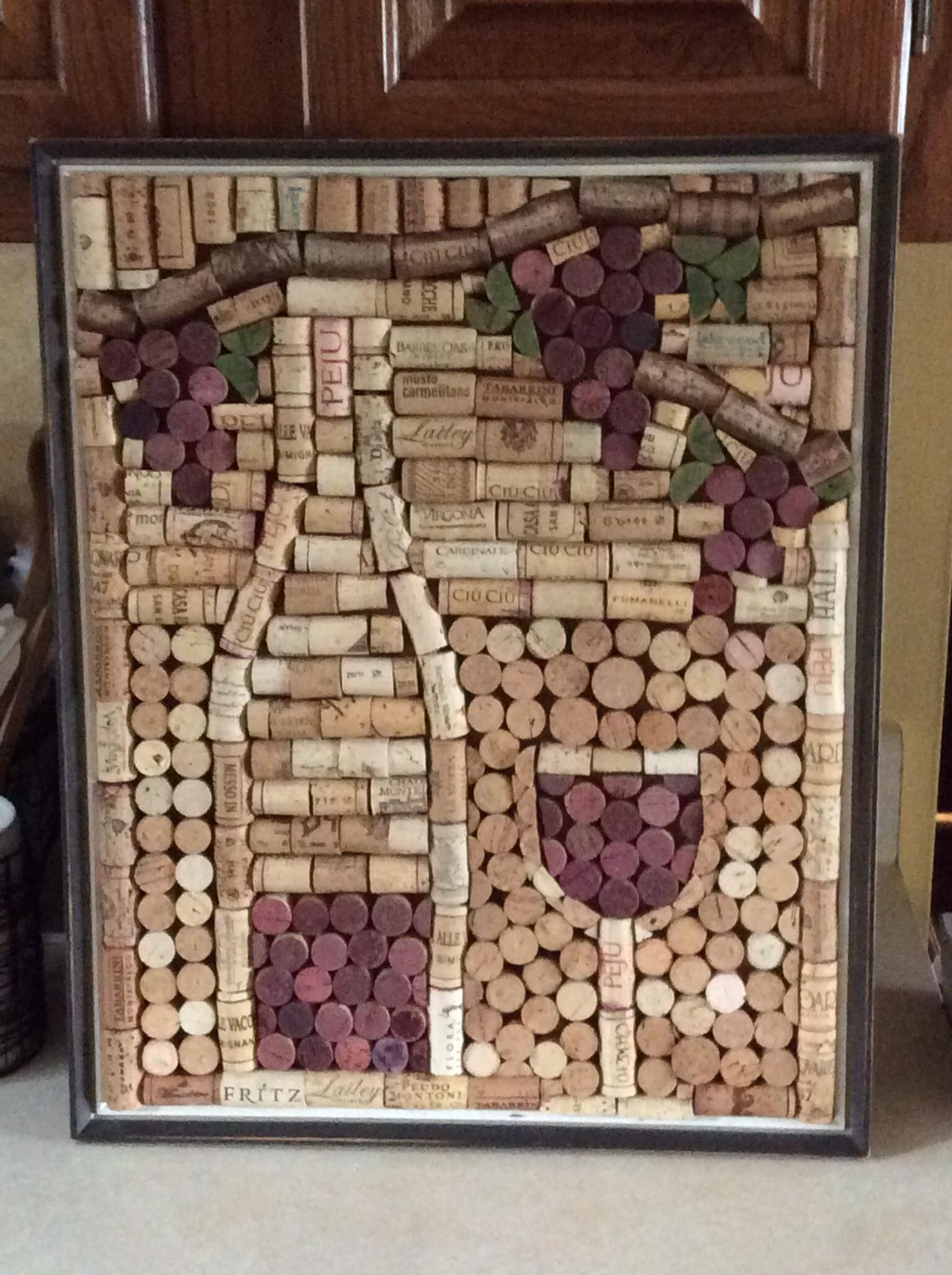 These Diy Decoration Ideas Using Wine Cork Enough