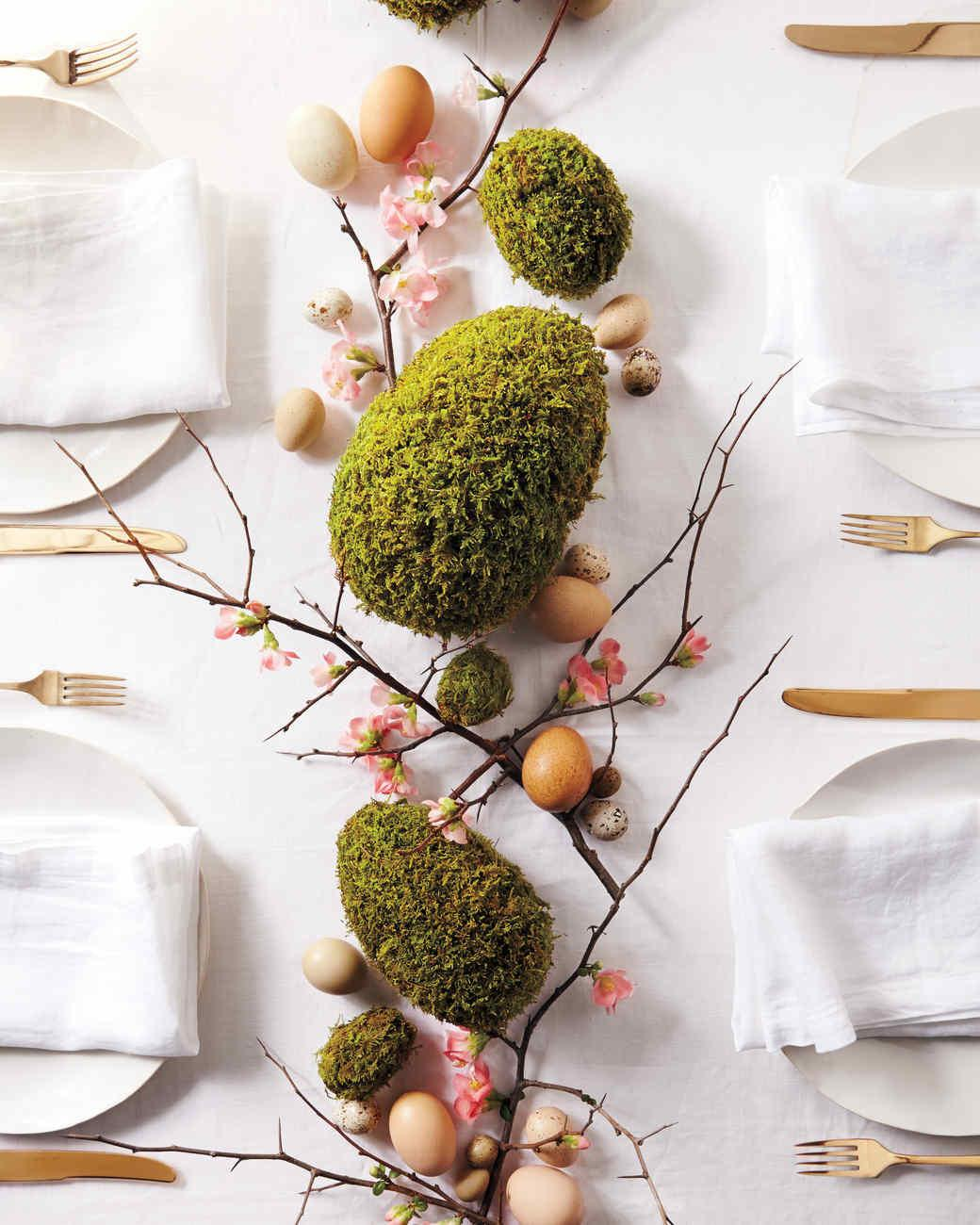 These Diy Easter Centerpieces Make Sunday Dinner