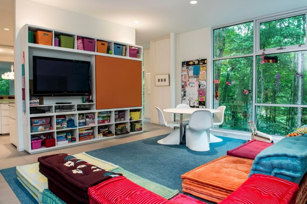 These Kid Playroom Ideas Create Fun