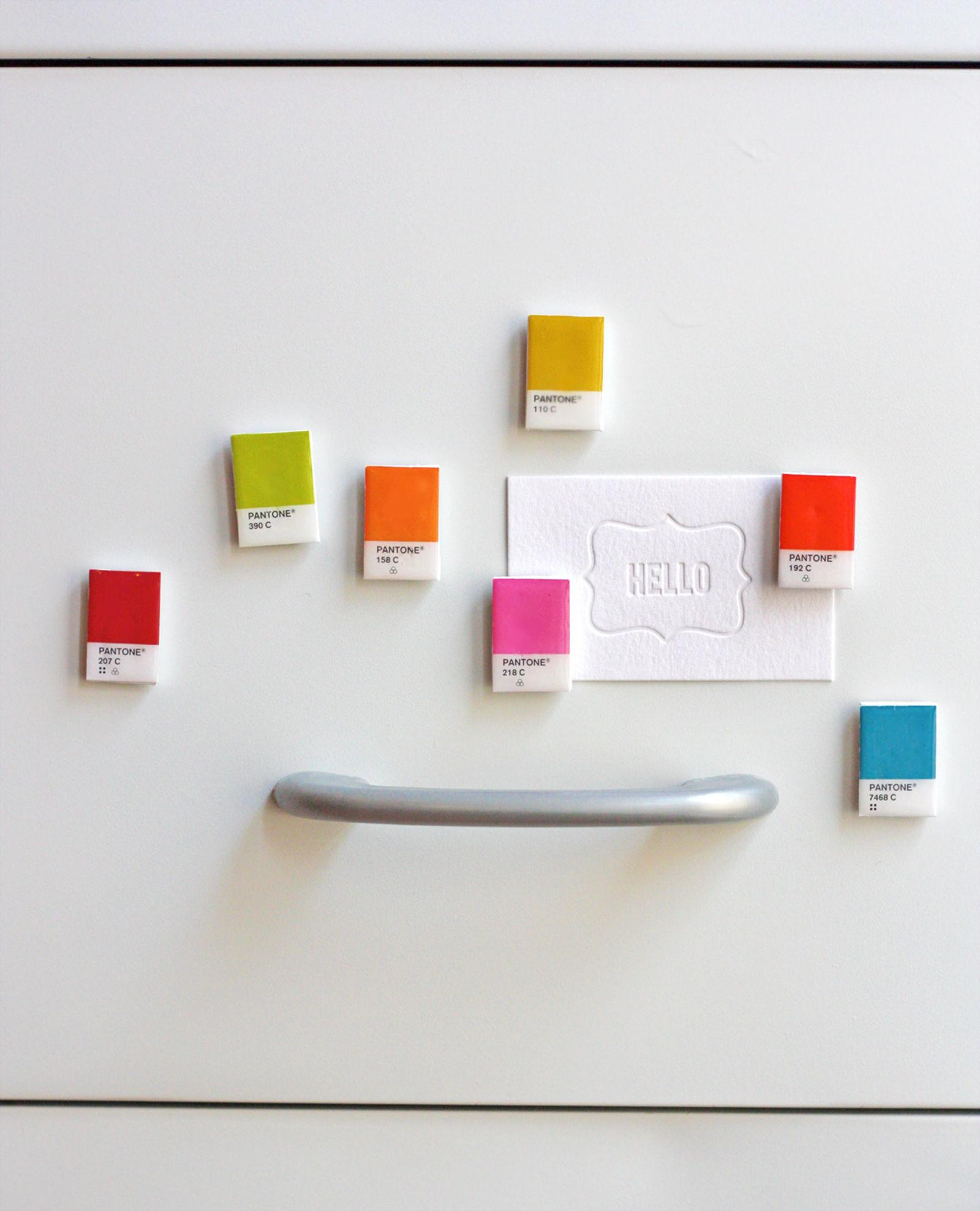 These Paint Chip Diy Projects Both Easy