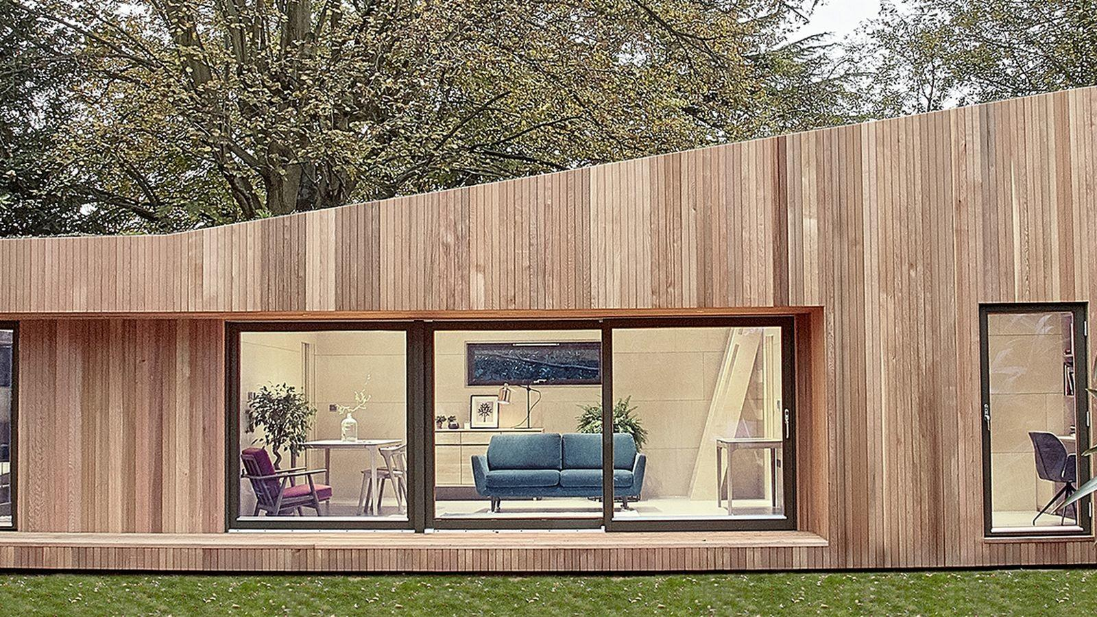 These Sustainable Prefab Homes Meant Last Curbed