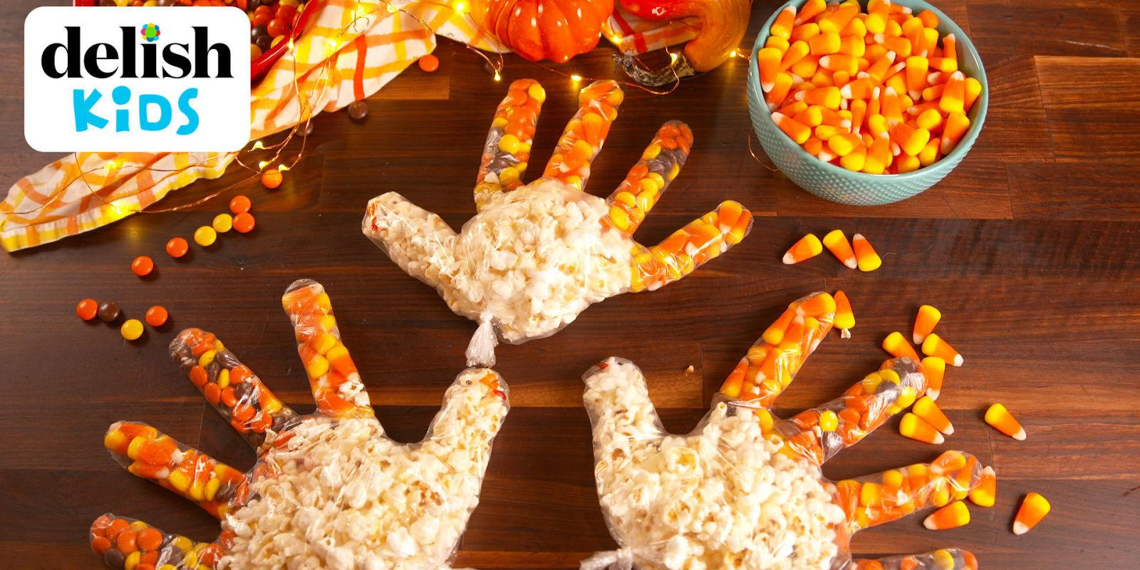 These Turkey Treat Bags Perfect Picky Thanksgiving