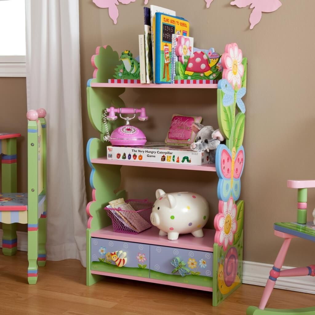 Things Considered Wall Bookshelves Toddlers