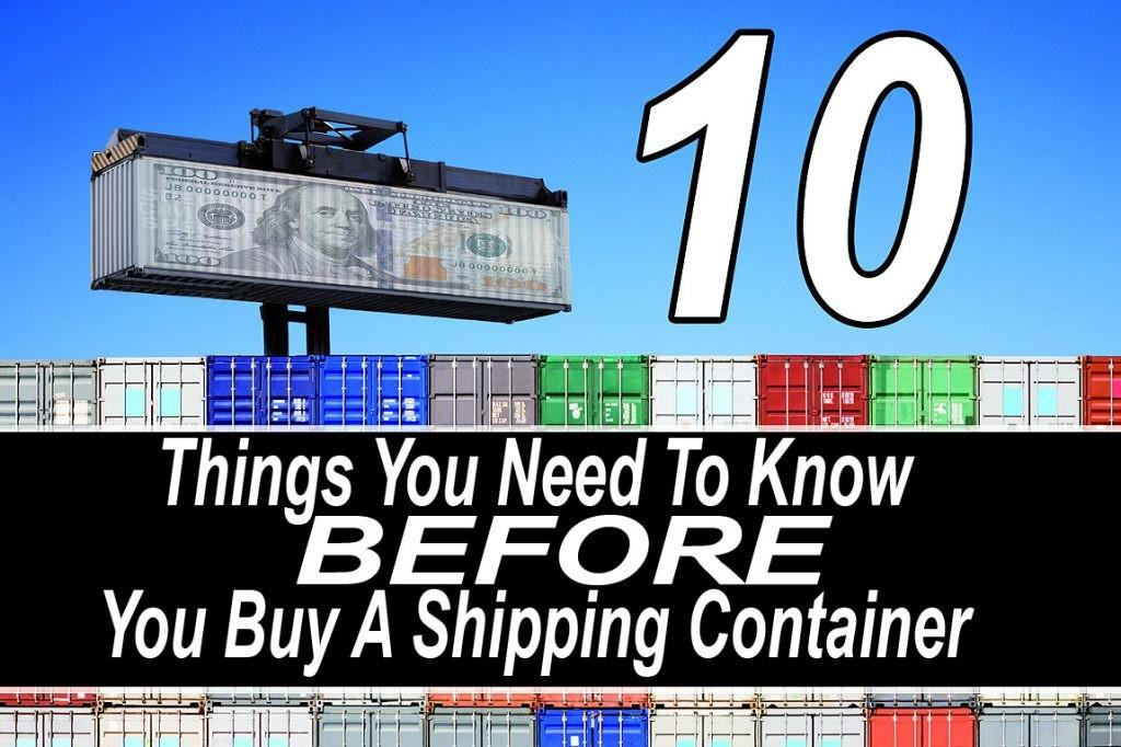 Things Need Know Before Buy Shipping