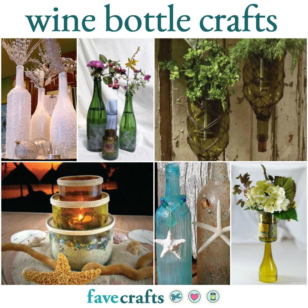 Things Old Wine Bottles Favecrafts
